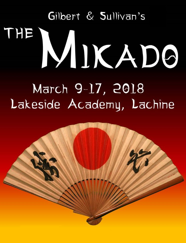 The Mikado 2018