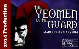 The Yeomen of the Guard 2014